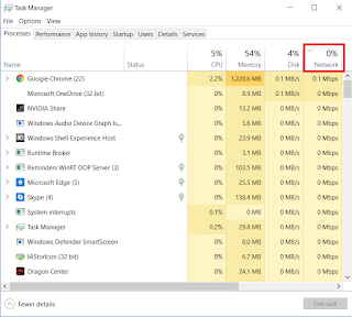 Cara Mengetahui Program Yang Sedang Menggunakan Internet di PC