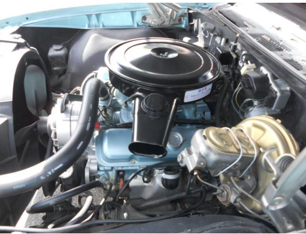 American Classic: 1969 Pontiac LeMans HO 350 hardtop