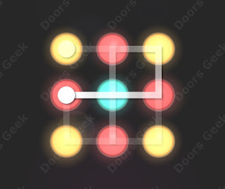 Solution, Cheats, Walkthrough for Neon Hack [Current Flow] Level 33