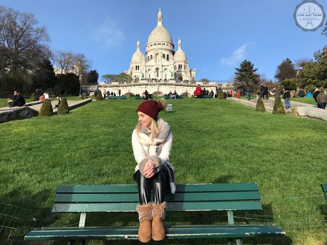 Paris, França Sacre Couer
