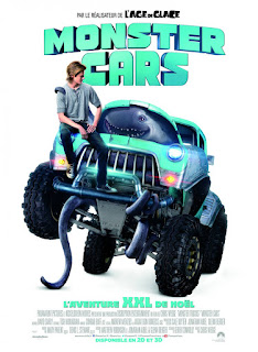 Monster Trucks International Poster 2