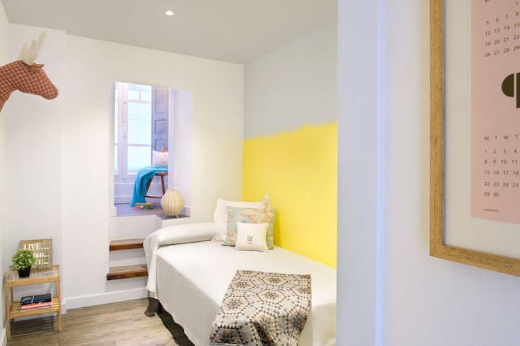 Como decorar una vivienda para alquilarla más rápido dormitorio