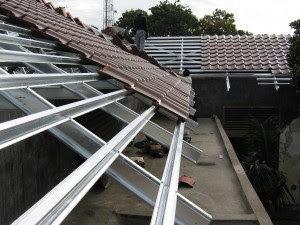 cara menghitung pemakaian baja ringan untuk atap rumah kebutuhan reng bajaringan