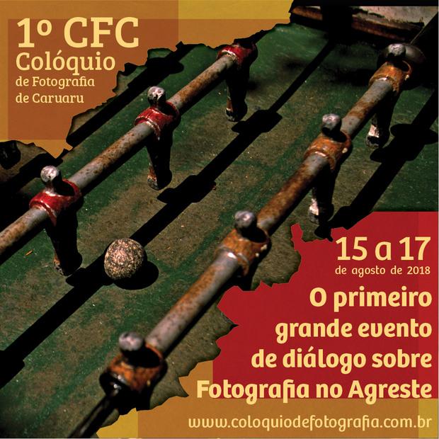 1º Colóquio de Fotografia de Caruaru abre inscrições