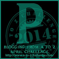 P is for Pantsless (#AtoZChallenge)