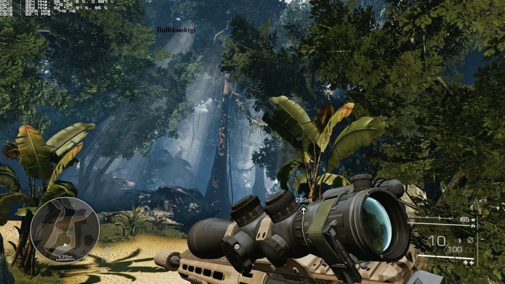 Sniper ghost warrior for windows 7 weergeven