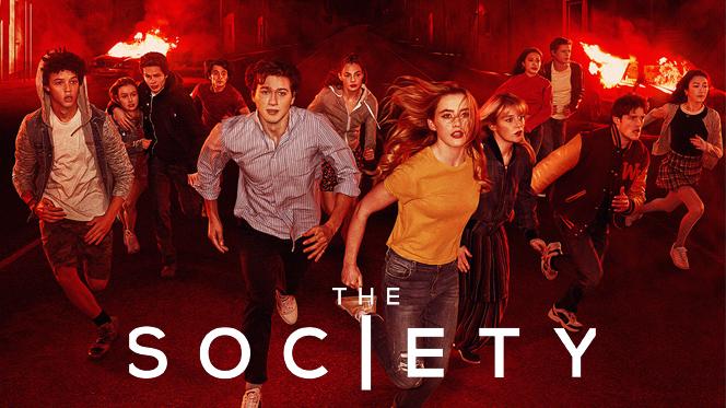 The Society (2019) Temporada 1 Web-DL 1080p Latino-Castellano-Ingles