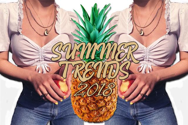 tendencias para el verano 2018