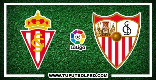 Ver Sporting Gijón vs Sevilla EN VIVO Por Internet Hoy 29 de Octubre 2016