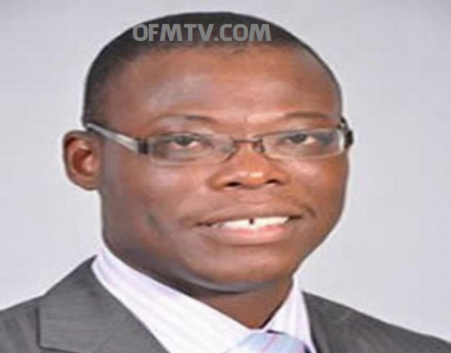 Fifi Fiavi Kwetey - Minister of Transport & Member of Parliament for Ketu South.