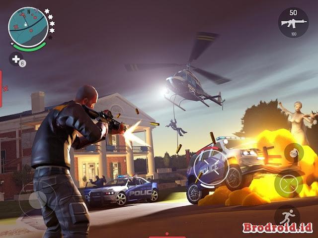 Game Gangstar New Orleans v1.0.2d Mod Apk+DATA Terbaru