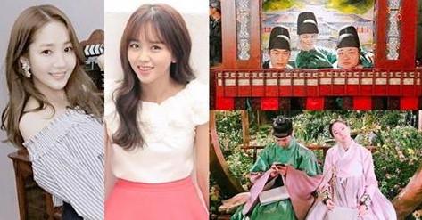 Phim Sao Hàn 14/9: Hani cười tươi hậu chia tay, Bo Gum ngó lơ bạn diễn xinh đẹp-2016