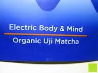Name: 100g Original Japanischer BIO Matcha Pulver aus Uji Japan - Für Grüntee-Latte, Coldbrew Matcha, Smoothies, Backen. 0,16/Portion