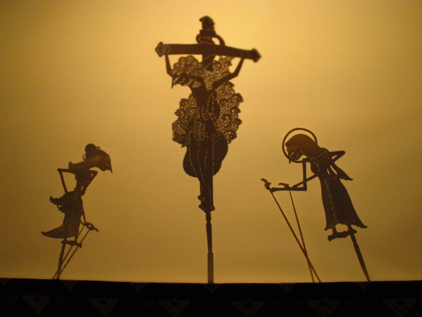 Image result for Wayang Kulit Kristus, Yogyakarta