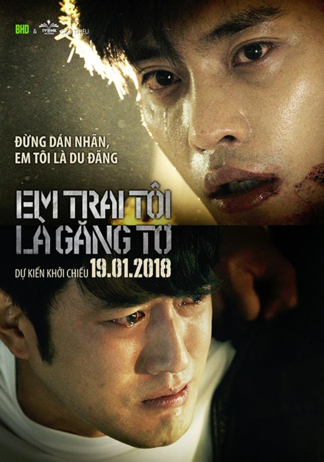 Em Trai Tôi Là Găng Tơ - Brothers in Heaven / Come Back to Busan Port (2018)