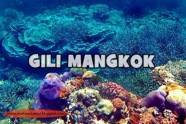 Lombok - Gili Mangkok  | www.meheartseoul.blogspot.com