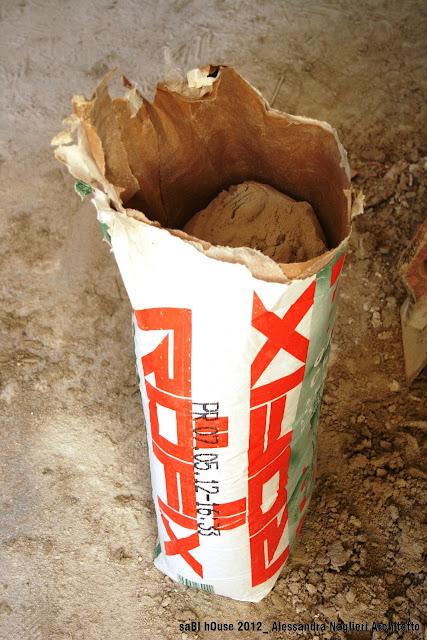 intonaco a calce lime mortar