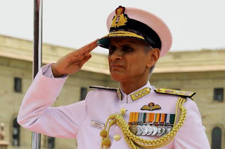 Vice Admiral Karambir Singh Appointed as Next Navy Chief