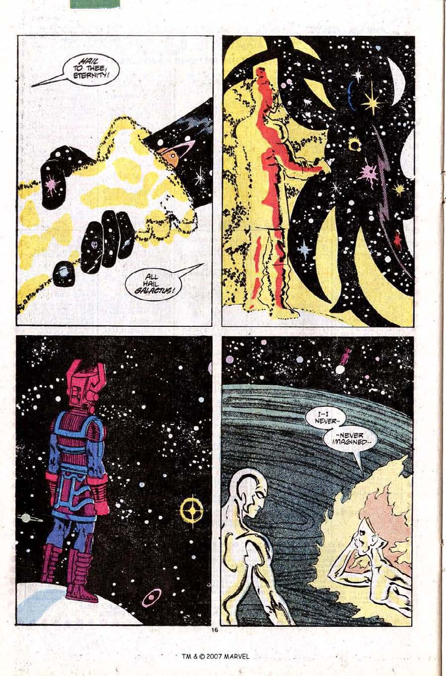 Read online Silver Surfer (1987) comic -  Issue #10 - 24