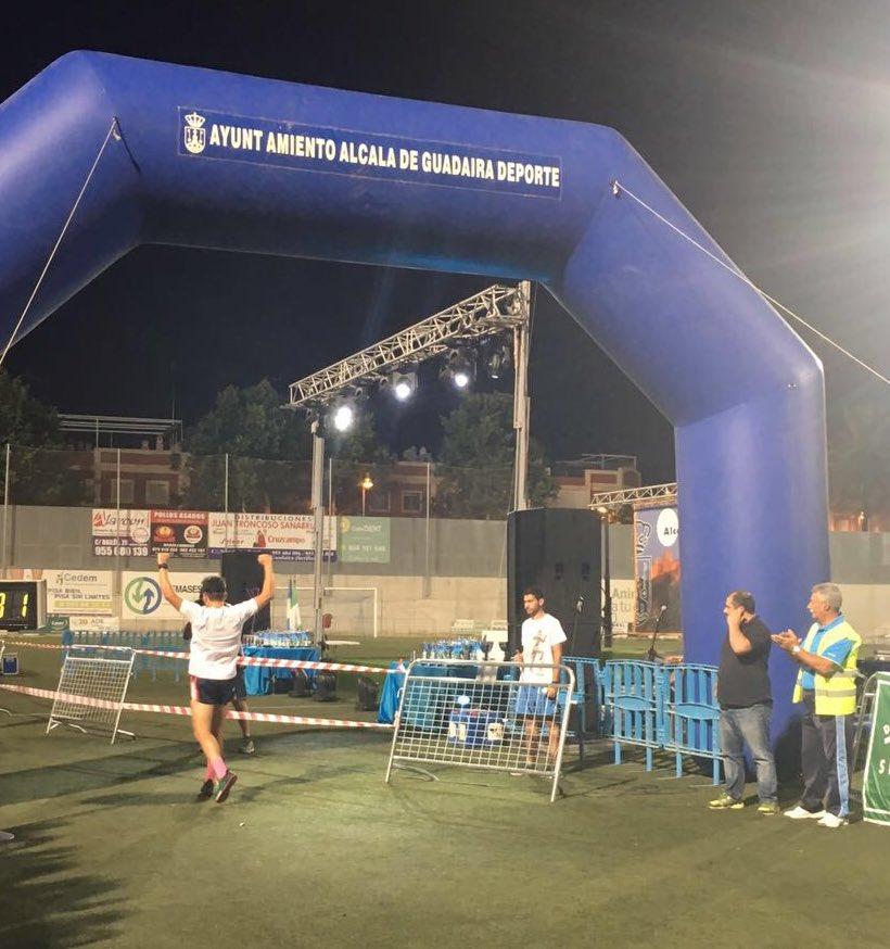 Carrera nocturna de alcala de guadaira 2016 alcala de for Piscina cubierta alcala de guadaira