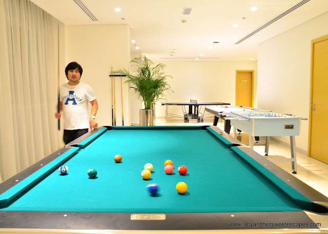 Royal Continental Hotel Dubai leisure facility