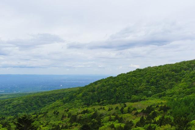 那須ゴンドラからの景色