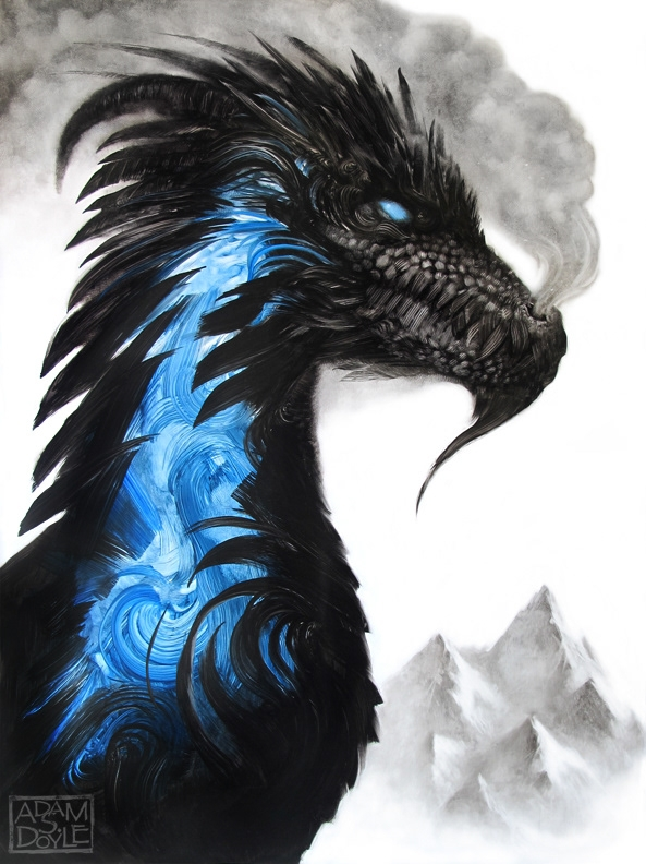 01-Dragon-Kogarashni-Adam-S-Doyle-Animal-Fantasy-Paintings-out-of-this-World-www-designstack-co