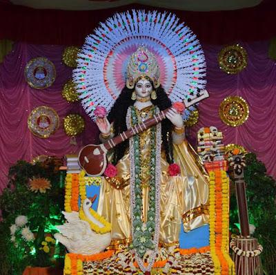 Saraswati Maa Images