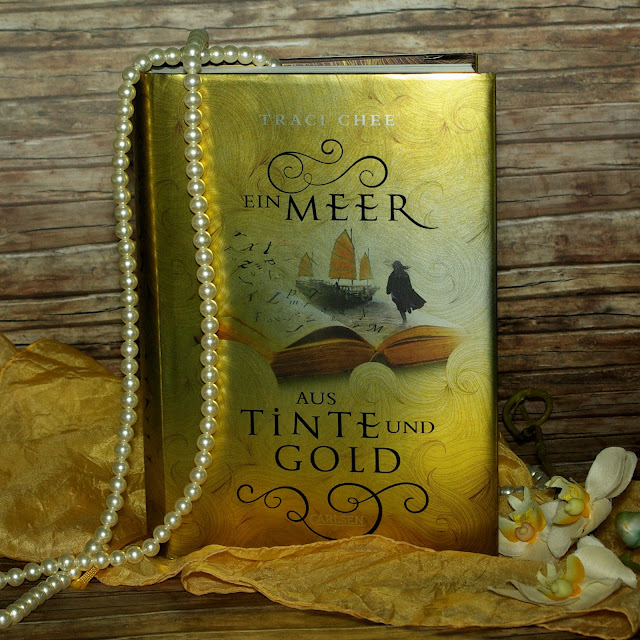 [Books] Traci Chee - Ein Meer aus Tinte und Gold (Das Buch von Kelanna #1)
