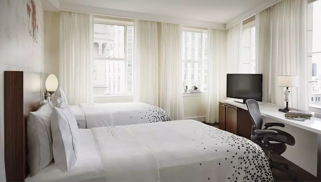 Plan a stay at Renaissance New Orleans Pere Marquette French Quarter Area Hotel. This Four Diamond boutique hotel offers stylish rooms in a superb location.