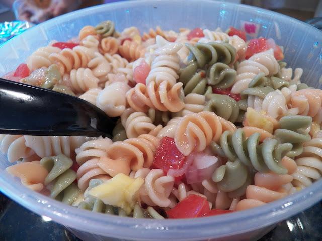 Pasta Salad with Rotini