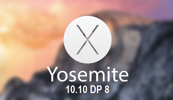 Download OS X Yosemite 10.10 DP8, Public Beta 3 & Xcode 6.1 Beta 2 .DMG Files via Direct Links