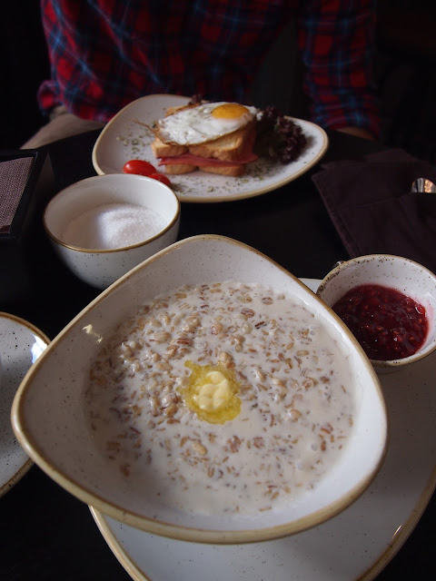 Breakfast restaurants in Klaipeda Lithuania