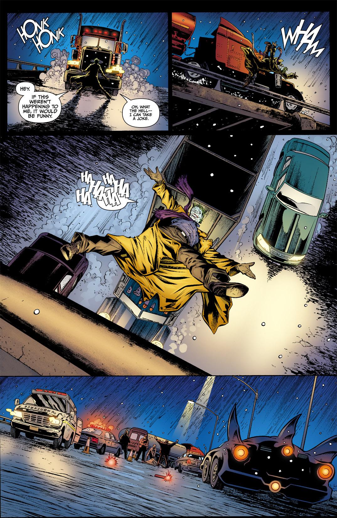 Detective Comics (1937) 826 Page 21