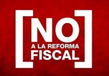 Dile NO a la Reforma Fiscal RD