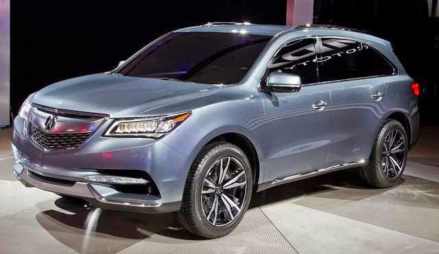 2016 acura mdx review redesign changes and colors car junkie. Black Bedroom Furniture Sets. Home Design Ideas