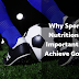 Why sports nutrition is important to achieve goals?