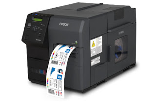 Epson ColorWorks C7500G Drivers Download