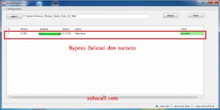 Bypass Mi Cloud Redmi Note 4X Mido