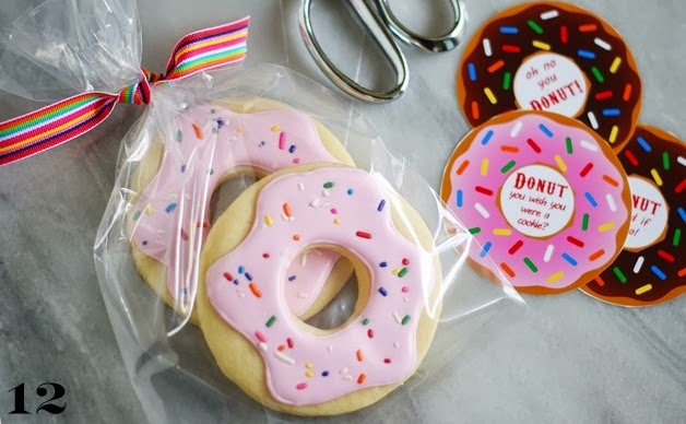 20 Donut Party Ideas Printable Decorations And Party Favors