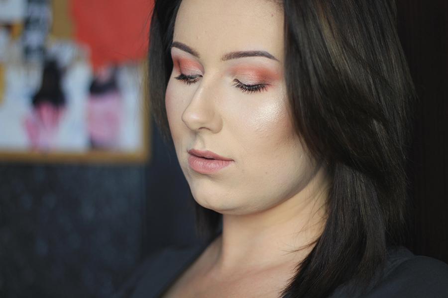 Makijaż na letnią imprezę | Summer Glow