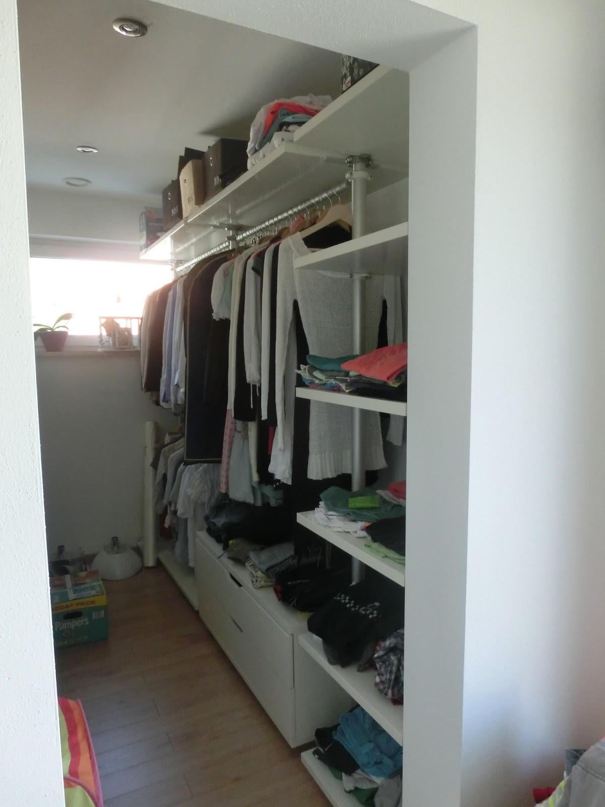 begehbarer kleiderschrank ikea ikea mach mich nicht schwach der neue begehbare kleiderschrank. Black Bedroom Furniture Sets. Home Design Ideas