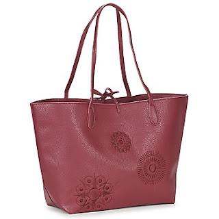 nuove shopping bag 'Desigual' : esempio con descrizione e prezzo