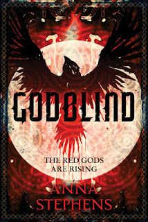 Interview with Anna Stephens, author of Godblind