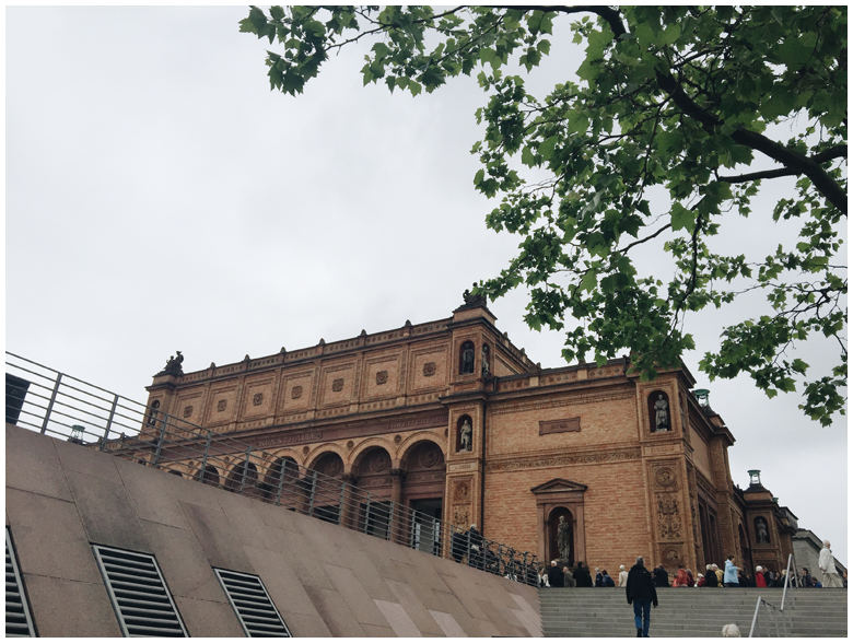 hamburg | museum | hamburger kunsthalle |more details on my blog http://junegold.blogspot.de | life & style diary from hamburg | #hometownglory #hamburg #museum #kunsthalle
