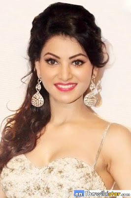 Life story Urvashi Rautela, actress, singer and model of an Indian.