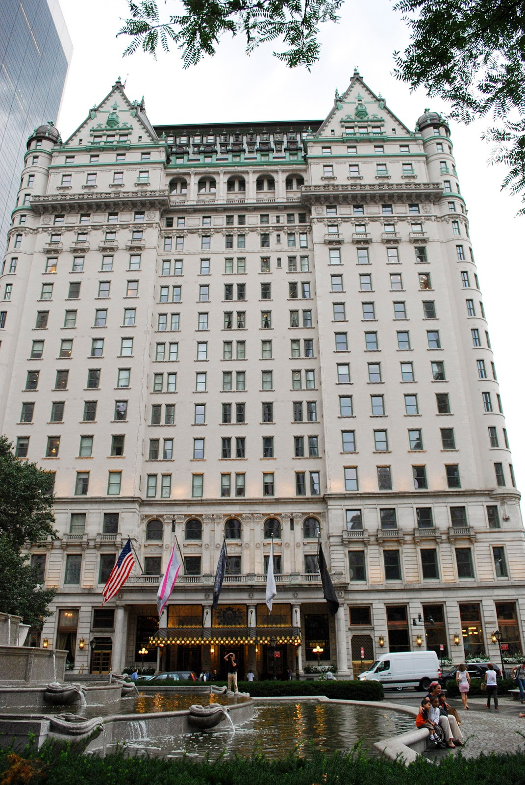 Plaza Hotel New York