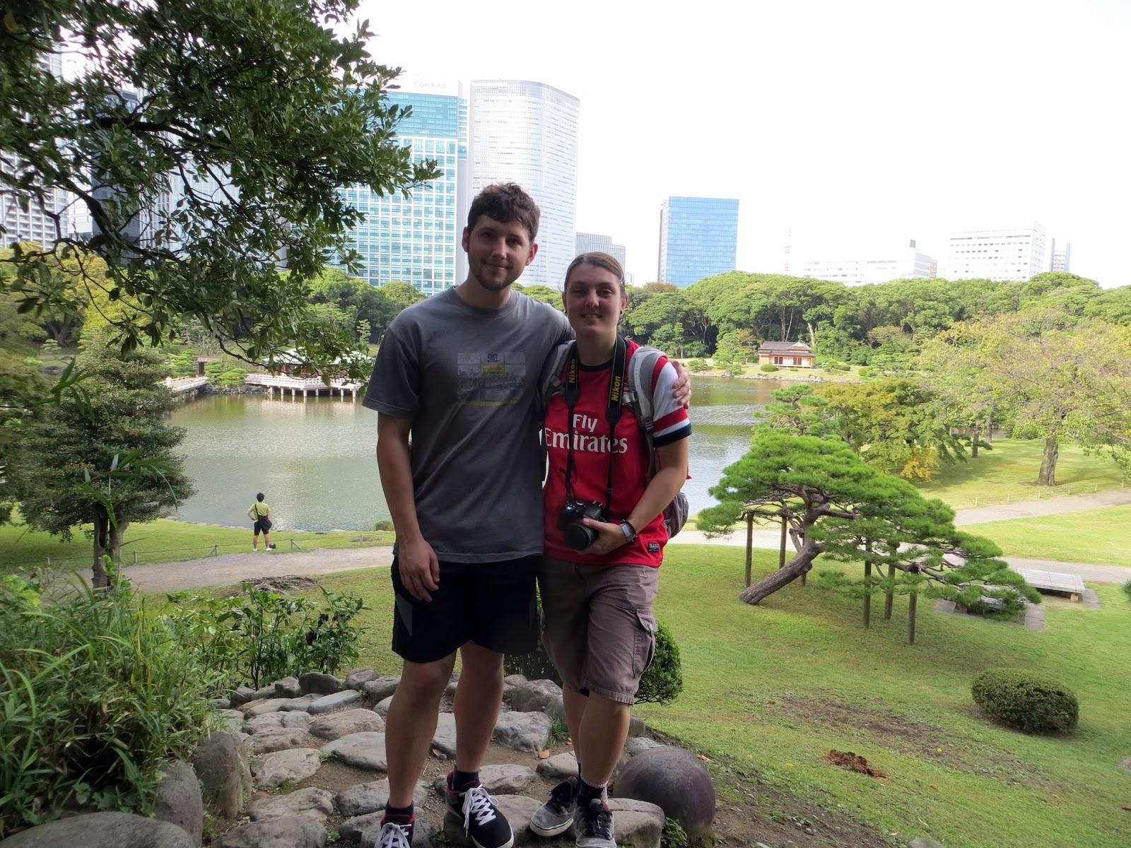 Hama Rikyu gardens, Park, Nature, Tokyo, Japan, Must to Tokyo,