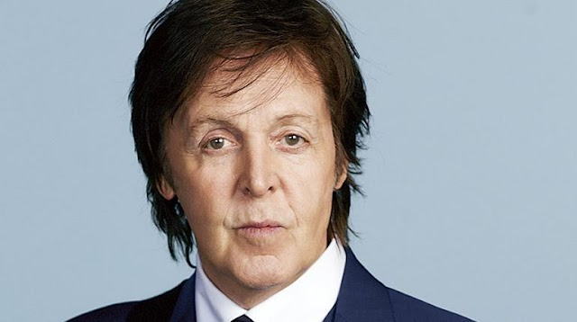 Paul McCartney homenageado em Israel