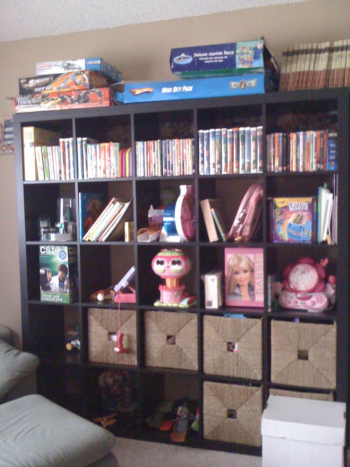 Organize Playroom